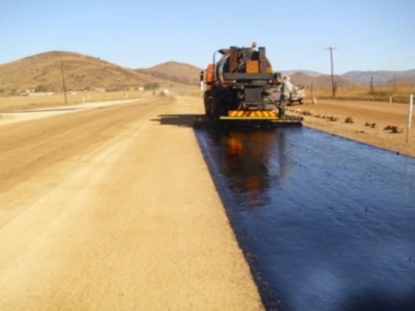 Mooiplaas to Ekulindeni road upgrade