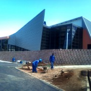 Construction of Ndwedwe civic centre