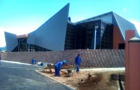 Construction of Ndwedwe civic centre