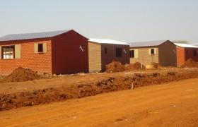 Housing Project at Ga-Rankuwa
