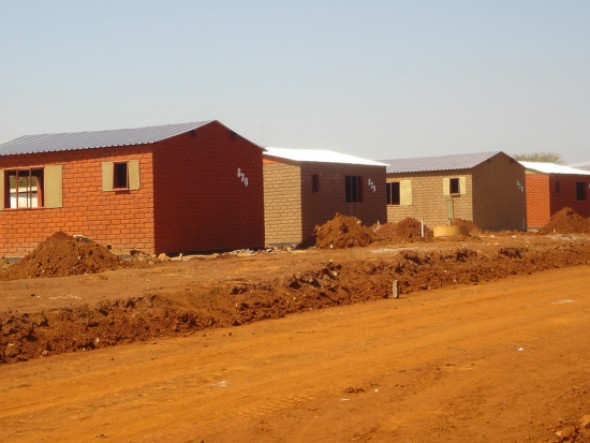 Housing Project at Ga-Rankuwa