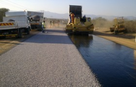 Upgrading Road to Airforce Base