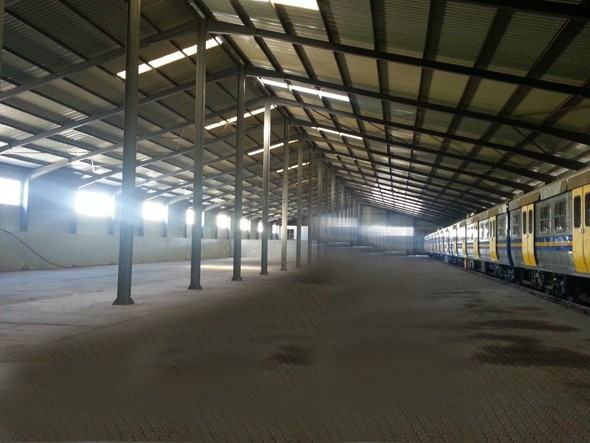 Upgradingand Extension of Firgrove Rolling Stock Depot